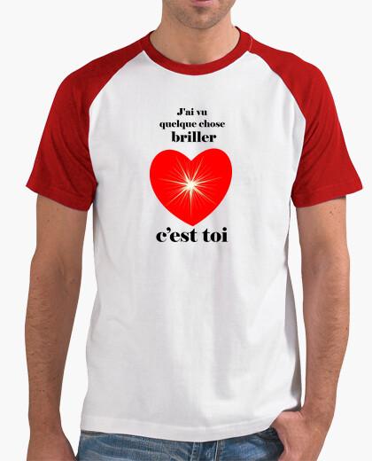 Heart light h fc t-shirt