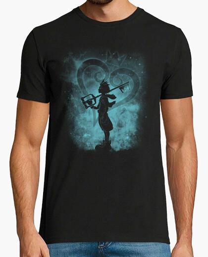 Camiseta Heart Silhouette