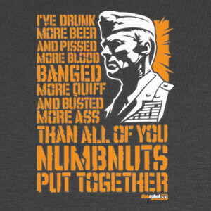 Tee-shirts Heartbreak Ridge