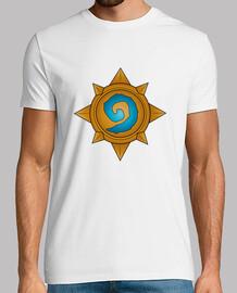 Hearthstone logo bianco