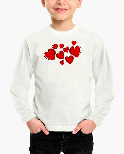 Ropa infantil Hearts