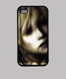 Heather Silent Hill - Funda iPhone 4 o iPhone 4S