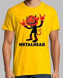 heavy metal diable metalhead
