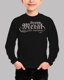 Heavy Metal isn't for everyone (metal)