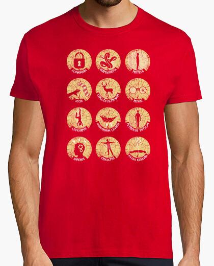 Camiseta Hechizos