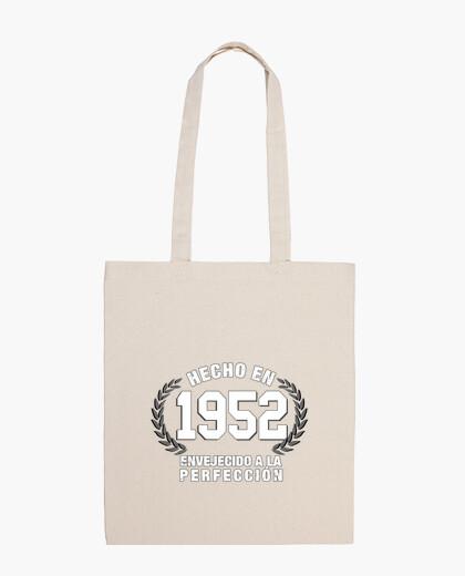 Bolsa hecho en 1952 envejecido a la perfección