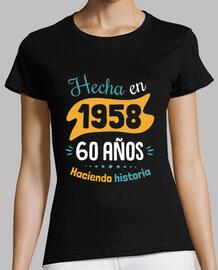 Hecho en 1958, 60 Años Haciendo Historia