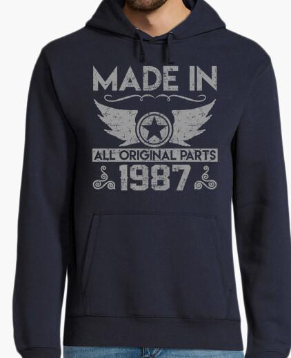Jersey hecho en 1987 todas las piezas original