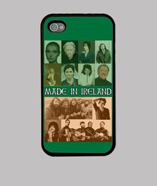hecho en la música irlandesa