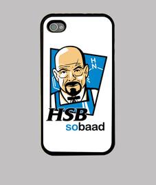 heisenberg ... così baad! iphone 4