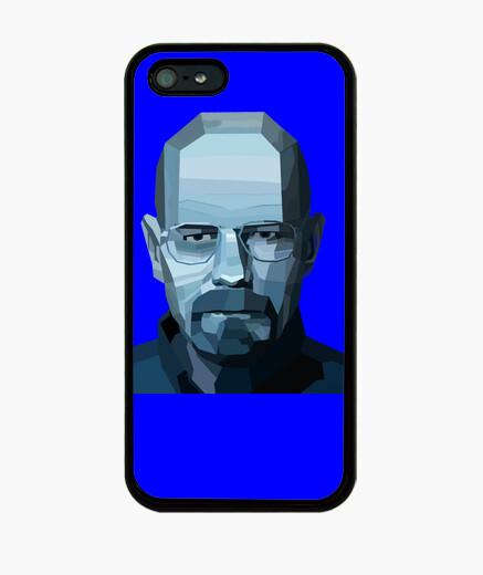 Funda iPhone Heisenberg, blue