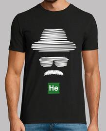 Heisenberg Breaking Bad (blanc)