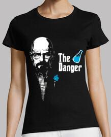 Heisenberg Camiseta mujer corta