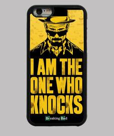 Heisenberg Cover iPhone 6, nero