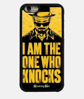 Heisenberg Cover iPhone 6, nero