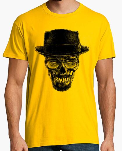 Camiseta heisenberg cráneo
