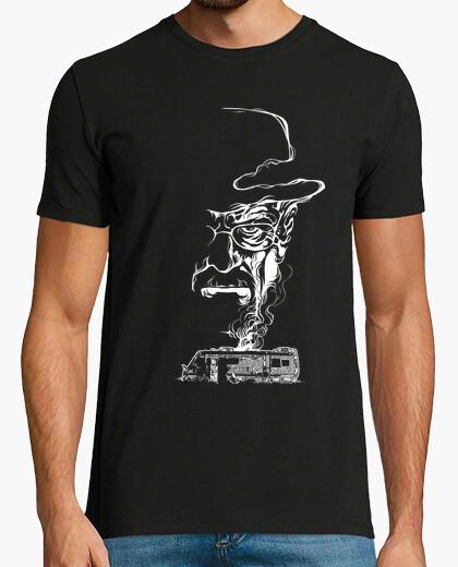 T-shirt heisenberg fumo