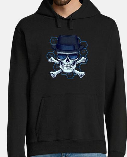 Heisenberg head - Sweat-shirt hombre