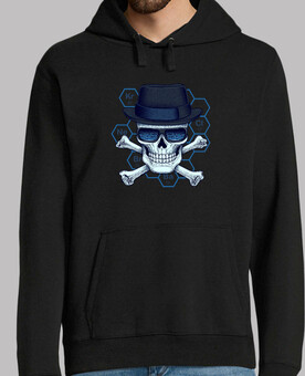Heisenberg head - Sweat-shirt hombre