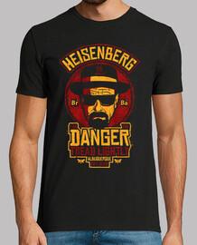 Heisenberg marcher légèrement