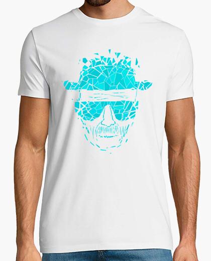 Camiseta heisenberg metanfetamina de cristal roto