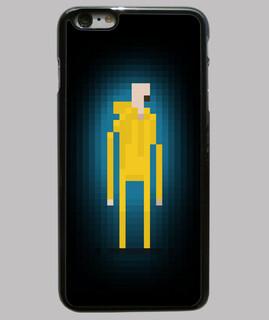 heisenberg pixel kunst