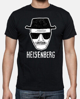 Heisenberg Portrait Robot (Breaking Bad)