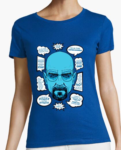 93b8e1682bd7 heisenberg quotes T-shirt - 845377 | Tostadora.com