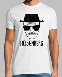 Heisenberg Retrato Robot (Breaking Bad)