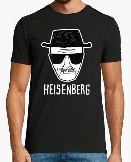 Camiseta Heisenberg Retrato Robot (Breaking Bad)