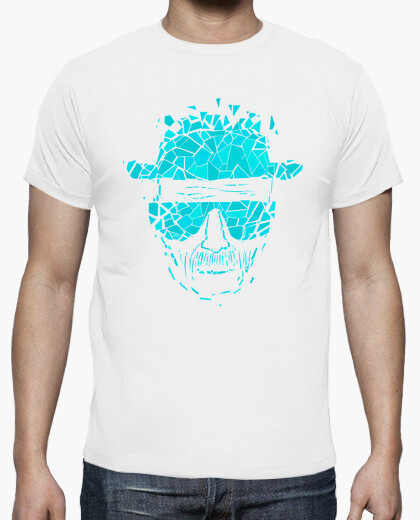 T-shirt heisenberg rotto crystal meth