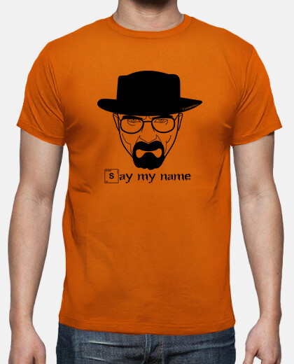 Heisenberg: Say my name