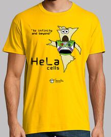 HeLa cells ∞ (fondos claros)