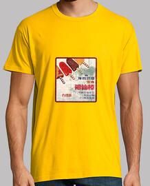helado chino del vintage // tshirt