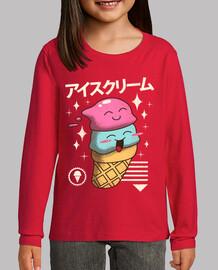 helado de kawaii