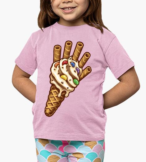 Ropa infantil helado infinito