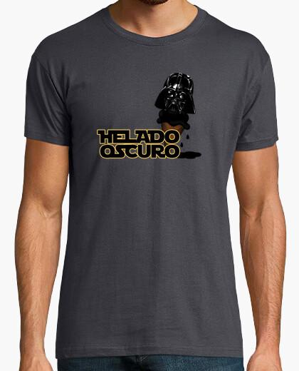 Tee-shirt Helado oscuro