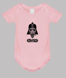 Helado Oscuro Bebé