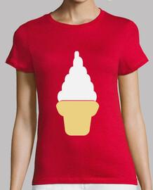 helado suave