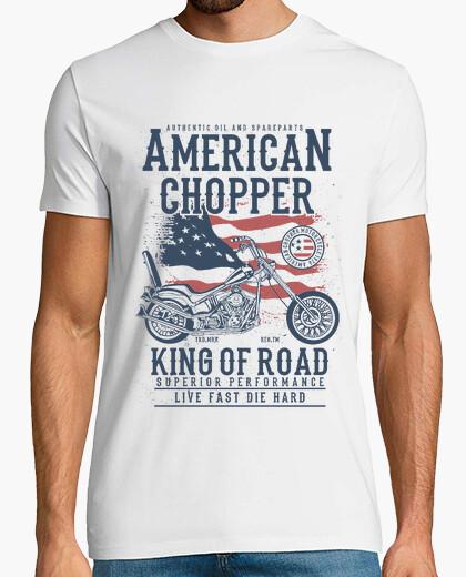 Camiseta helicóptero americano