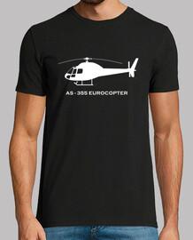 Helicóptero Eurocopter AS-355