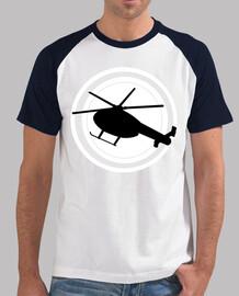 Helicóptero Hughes MD 500