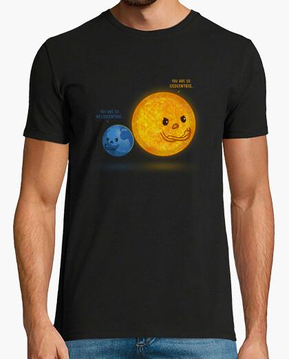 Camiseta Heliocéntrico