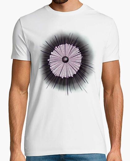 T-shirt heliozoa microbe geek biology art