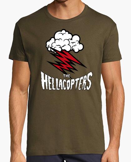 Camiseta hellacopters