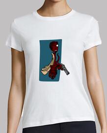 hellboy camicia della ragazza