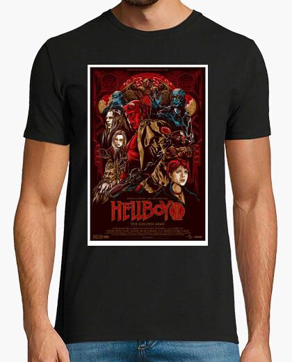 Camiseta Hellboy II - The Golden Army...