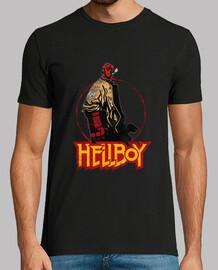 hellboy strappato