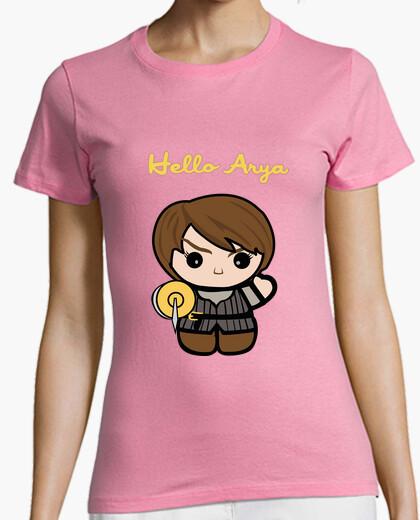 Tee-shirt hello arya