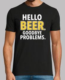 Hello BEER. Goodbye PROBLEMS.